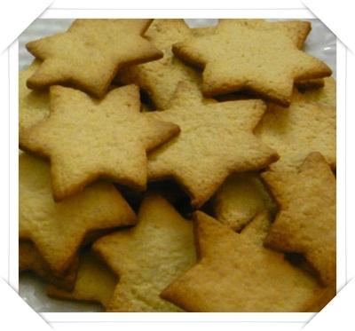 Biscotti di pasta frolla