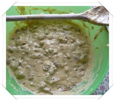 Impasto per muffin salati