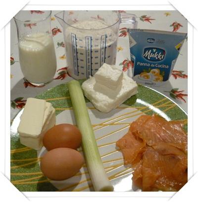 Ingredienti Muffin Salati