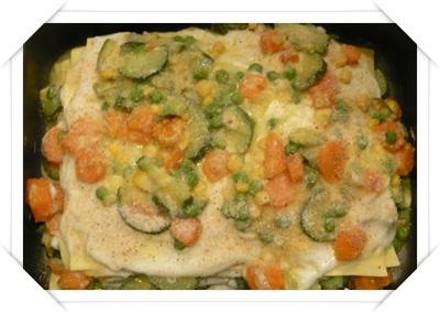 Lasagne vegetariane da infornare