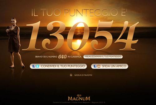 La Caccia al Piacere di Magnum 2
