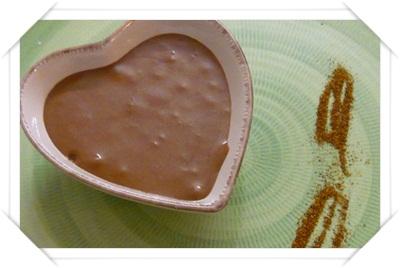 Mousse di cioccolato al peperoncino