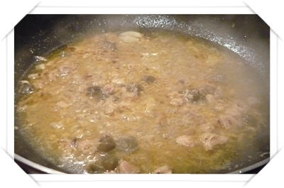 Vino tonno aglio peperoncini capperi