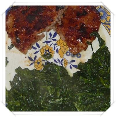abbastanza Contorno casalingo: Come rendere piacevoli gli spinaci anche ai SW79